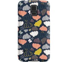 Blooming Fields at Midnight Samsung Galaxy Case/Skin