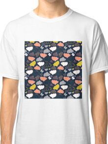 Blooming Fields at Midnight Classic T-Shirt