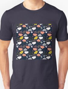 Blooming Fields at Midnight Unisex T-Shirt