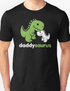 Daddysaurus Dinosaur Dino T-Shirt
