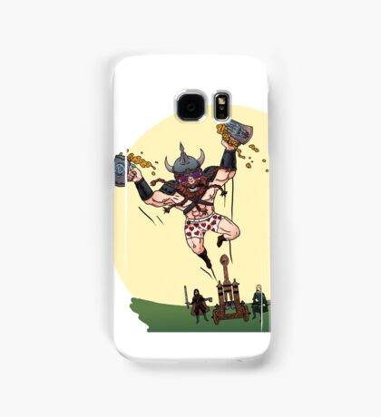 Partying Party Samsung Galaxy Case/Skin