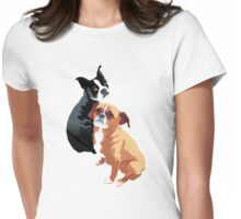 Tuppence and Pepper Womens Fitted T-Shirt