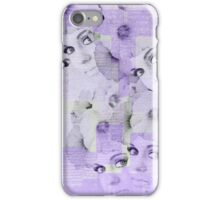 Seven Look-A-Likes iPhone Case/Skin