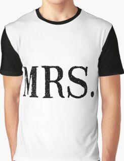 Mrs Graphic T-Shirt