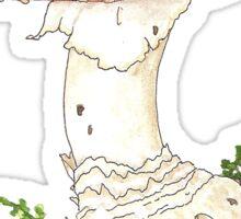 Fly Agaric Mushroom Sticker