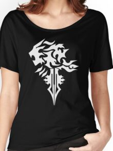 Final Fantasy 8 Squall Inspired Unisex Women's Relaxed Fit T-Shirt
