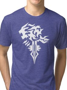 Final Fantasy 8 Squall Inspired Unisex Tri-blend T-Shirt