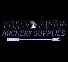 Bishop and Barton Archery Supplies by sterlingarts