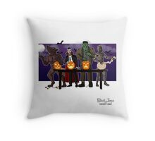 Classic Halloween Throw Pillow