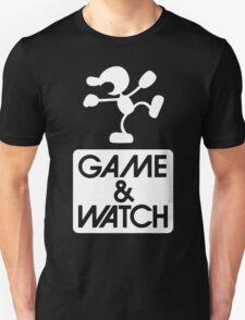 Game & Watch Tribute Unisex T-Shirt