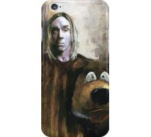 I WANNA BE YOUR DOG iPhone Case/Skin