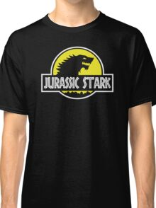 Jurassic Stark Game of Thrones Classic T-Shirt