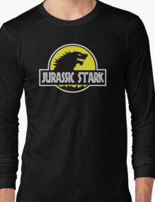 Jurassic Stark Game of Thrones Long Sleeve T-Shirt
