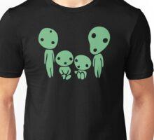 Kodama Family Ghibli Unisex T-Shirt