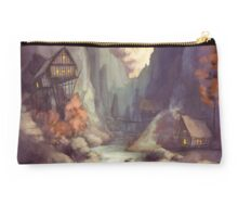 Canyon at Dusk Studio Pouch