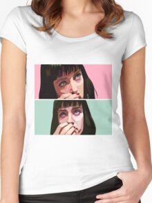 Zed's Dead Women's Fitted Scoop T-Shirt