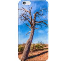 Outback Tree       GO iPhone Case/Skin