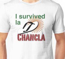 I survived la chancla Unisex T-Shirt