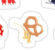 pikmin sticker set  Sticker