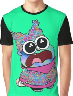 Trippy Chowder (No Rainbow) Graphic T-Shirt
