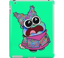 Trippy Chowder (No Rainbow) iPad Case/Skin