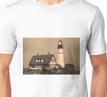 Lighthouse - Portland Head, Maine Unisex T-Shirt