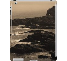 Shoreline - Portland, Maine iPad Case/Skin