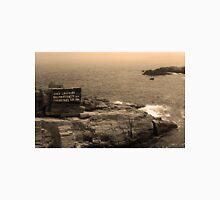 Shoreline and Shipwreck - Portland, Maine T-Shirt