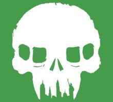 Resistance Inspired Skull Kids Tee