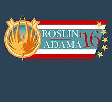 Roslin for President!  by ofhouseadama