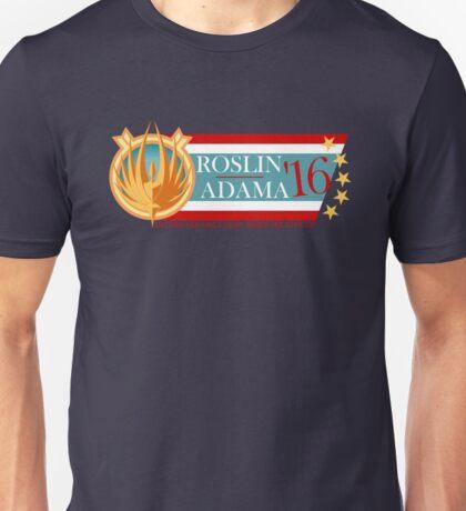 Roslin for President!  Unisex T-Shirt