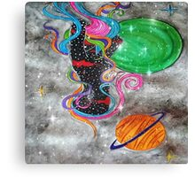 Cosmic Goddess Canvas Print