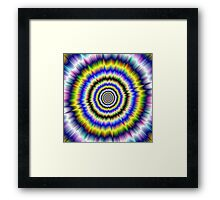 Big Bang in Colour Framed Print