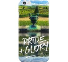 Pride + Glory Versailles Palace Gardens Paris France iPhone Case/Skin