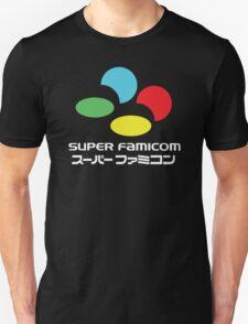 SNES Super Famicom COLOURS Unisex T-Shirt