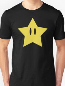 Super Mario Power Star Unisex T-Shirt