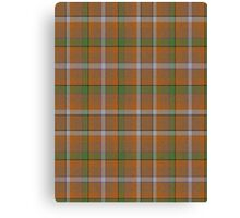 02909 Broome County, New York Tartan  Canvas Print