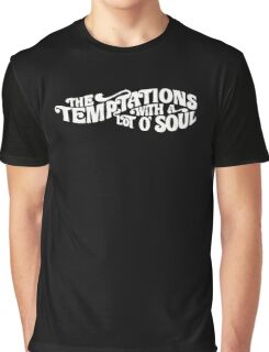 THE TEMPTATIONS Graphic T-Shirt