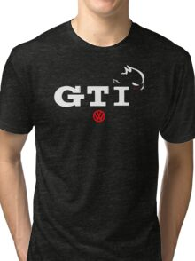 Vw Golf Gti Cool Tri-blend T-Shirt