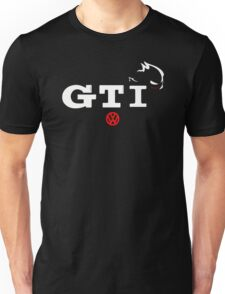 Vw Golf Gti Cool Unisex T-Shirt
