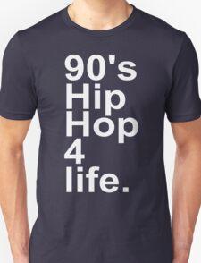 90'S HIP HOP Unisex T-Shirt
