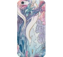 The Albino FoxDragon iPhone Case/Skin