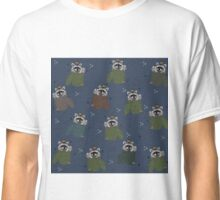 King Trash Panda Classic T-Shirt