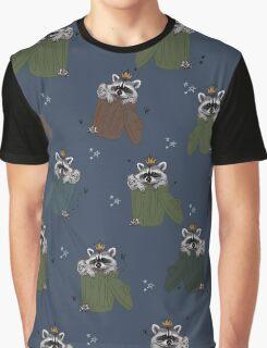 King Trash Panda Graphic T-Shirt
