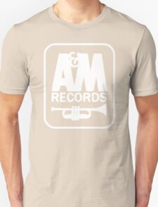 A&M RECORDS VINTAGE Unisex T-Shirt