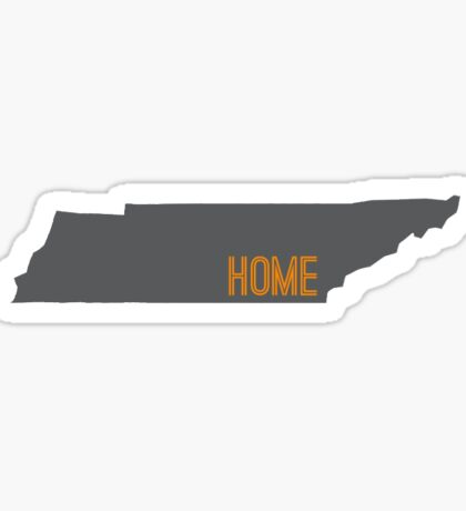 TN State Home Sticker