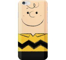 Charlie Brown (fanart) iPhone Case/Skin