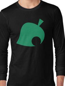 Animal Crossing Tribute Ladies Long Sleeve T-Shirt