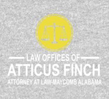 Atticus Finch Funny One Piece - Long Sleeve