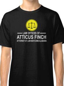 Atticus Finch Funny Classic T-Shirt
